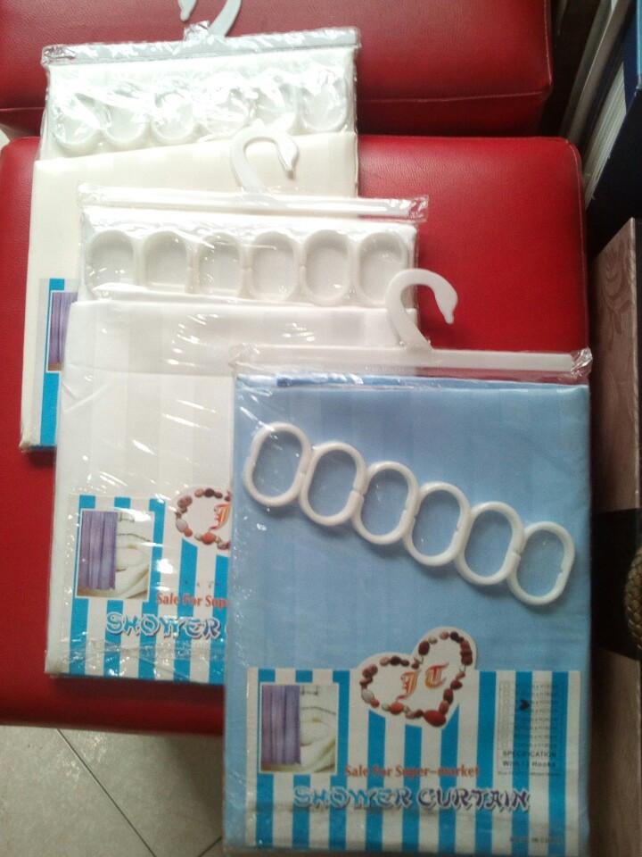 Thanh Lí 3 Bộ Rèm Phòng Tắm