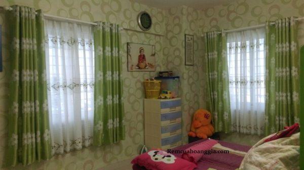 Công Trình Rèm Cửa Nhà Chị Trinh – Tân Phú