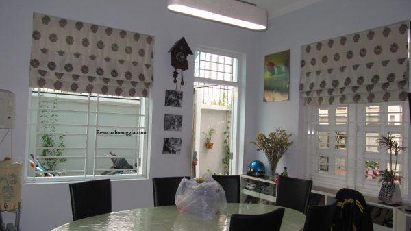 Rèm cửa nhà anh Sơn – Lương Định Của, Q2