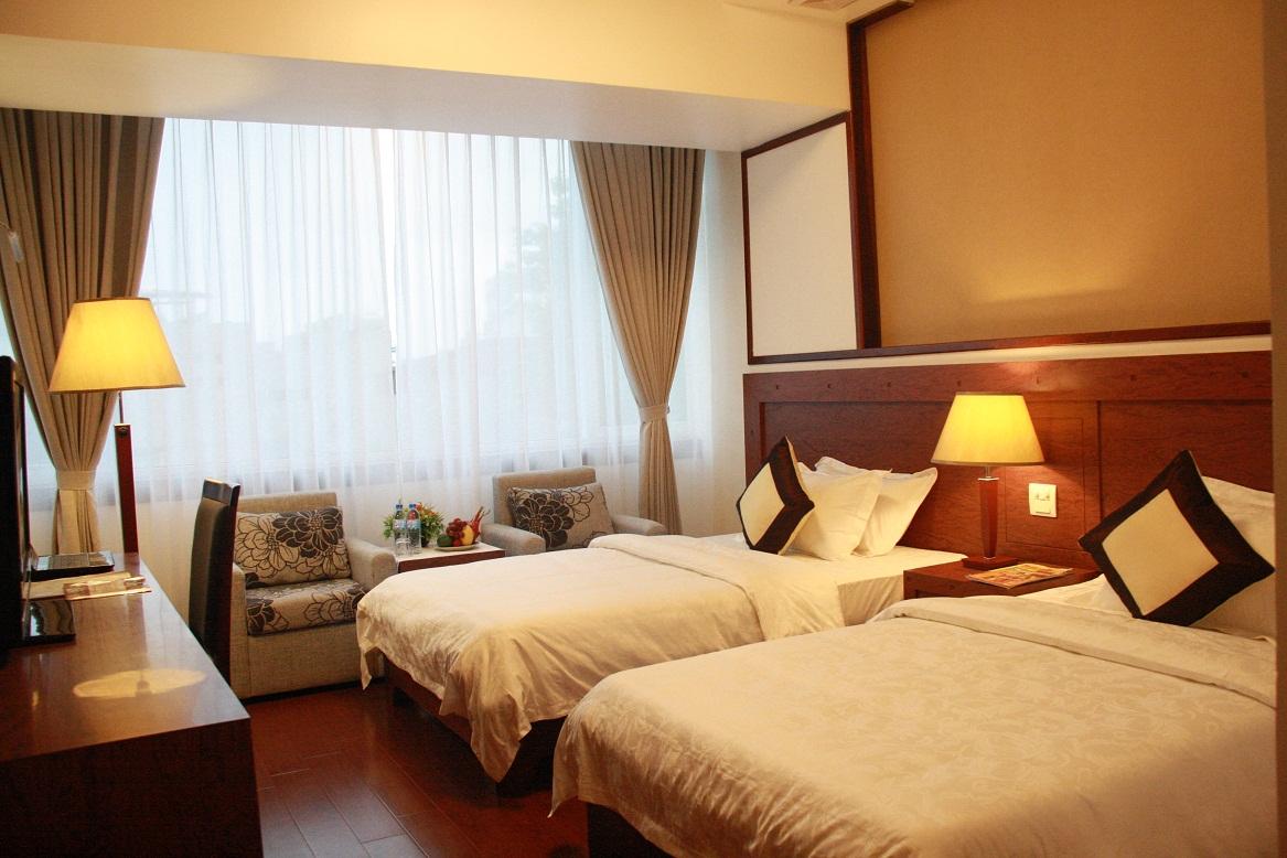 Rèm khách sạn - nhà hàng giá rẻ