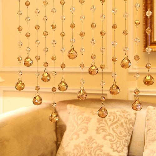 quà tặng, màn cửa đẹp, quà tân gia, rèm sợi chỉ hoàng gia, rèm pha lê, màn khung