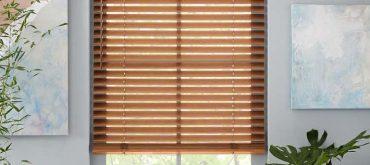 rèm cửa gỗ tự nhiên