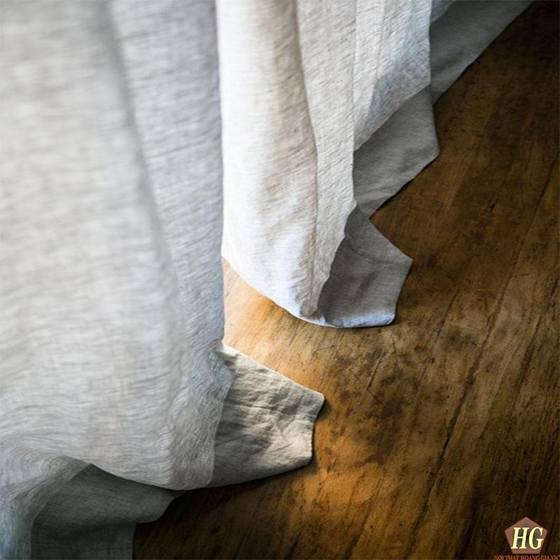 rèm cửa vải line