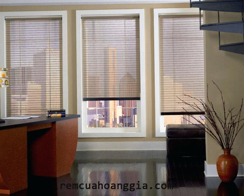 Rèm văn phòng - Màn cửa văn phòng